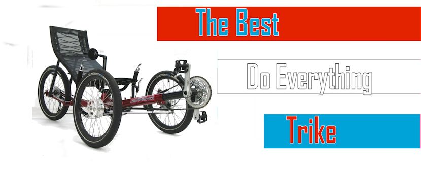 Greenspeed Magnum maybe the best allround trike on the market
